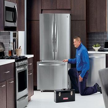 نگهداری و تعمیر ماشین لباسشویی و یخچال فریزر